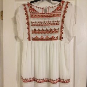 NEW Free People Sunrise Wanderer Dress Sz XS